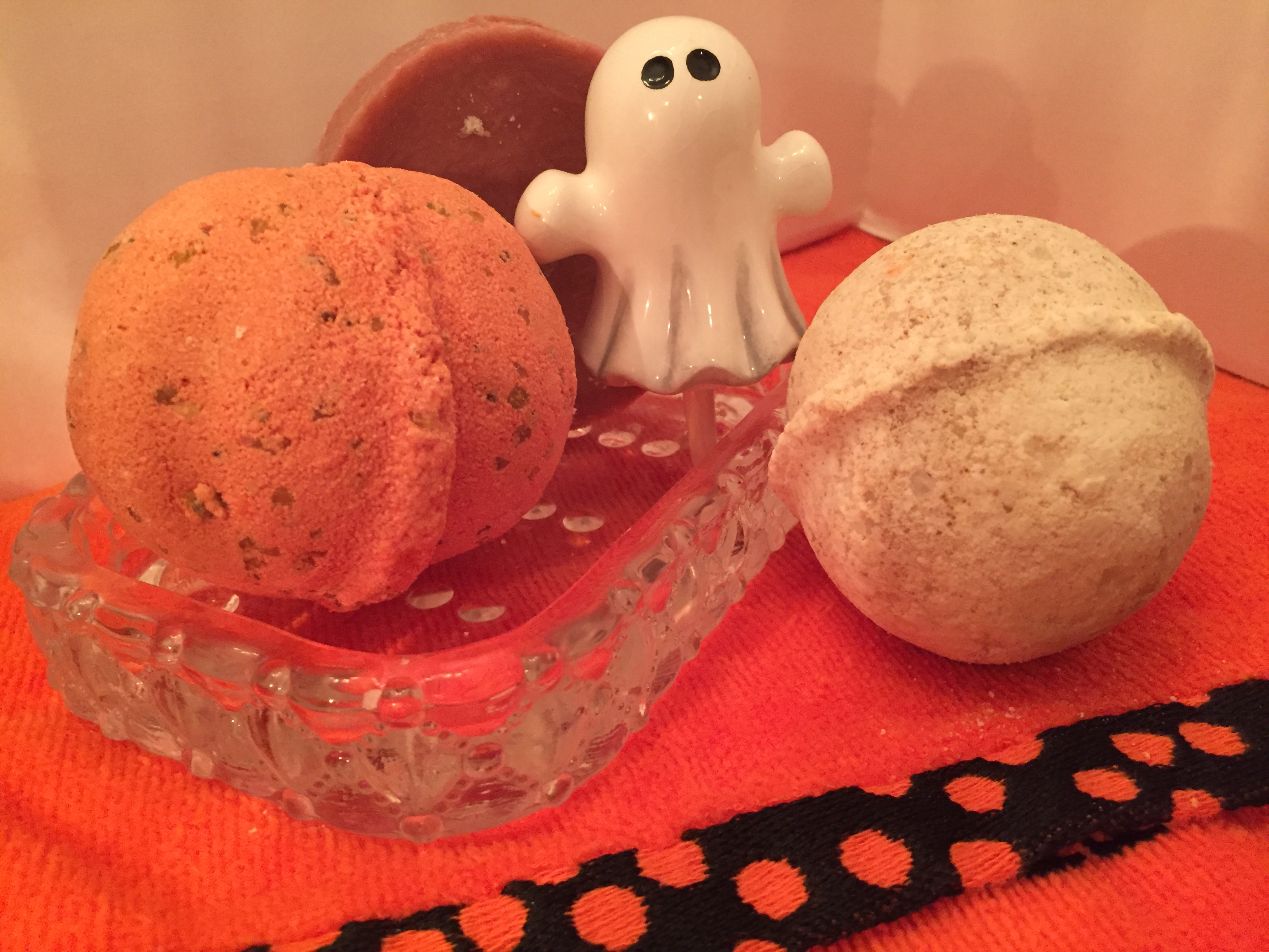 Homemade Bath Bombs