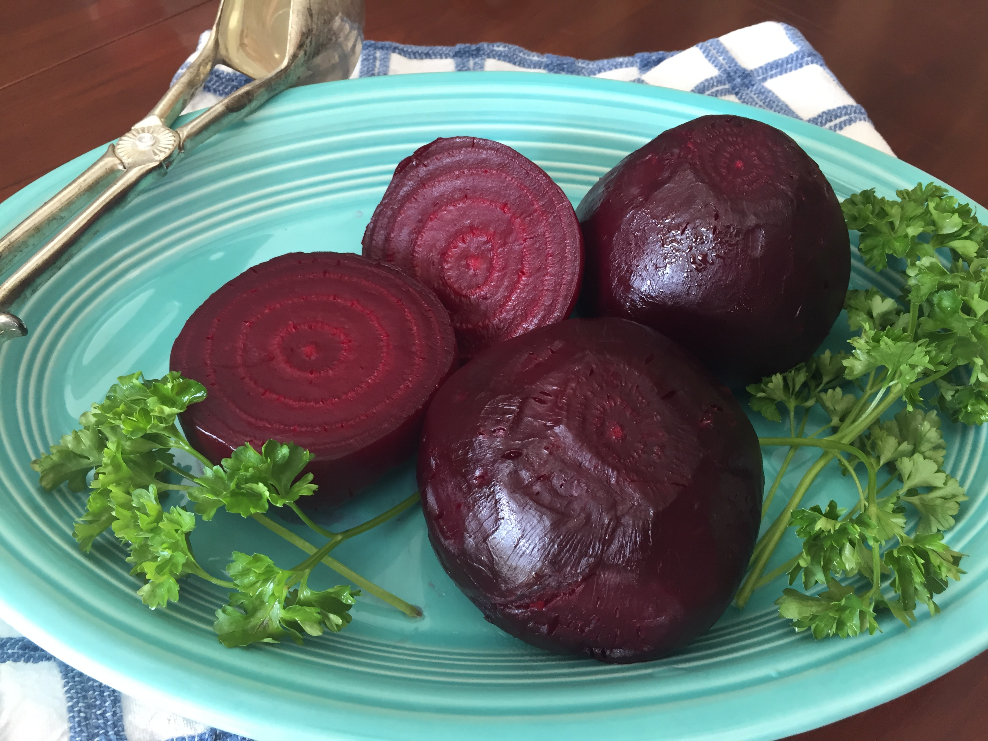 Nutritional Roasted Beets